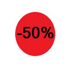 "Etiquettes Diametre 40 ""-50%"""