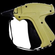Pistolet etiquette textile