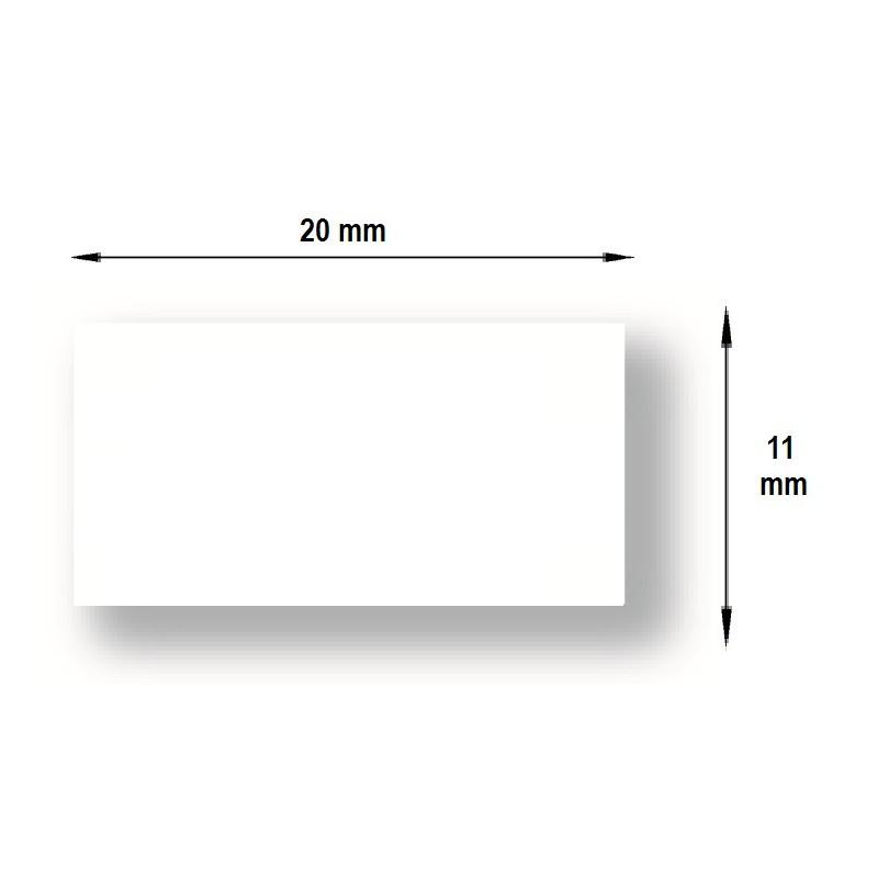 Étiquettes Blanche 1131