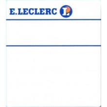 Étiquettes Pré-Imprimées Leclerc 40x45mm pour Imprimante Paxar Monarch 98XX