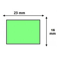 Étiquettes 18x10mm Blanches pour Étiqueteuse Sato PB-1