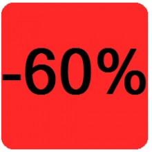 """Etiquettes 38x38 """"-60%"""""""